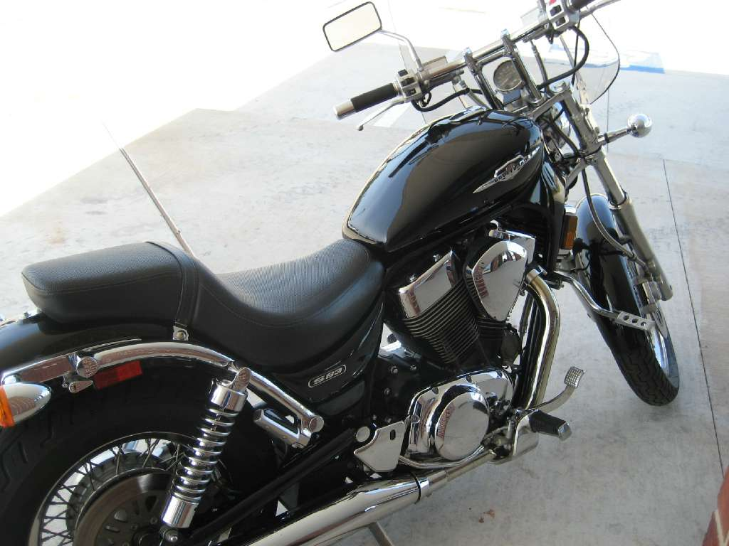 2005 Suzuki Boulevard S83 in Shawnee, Oklahoma - Photo 1