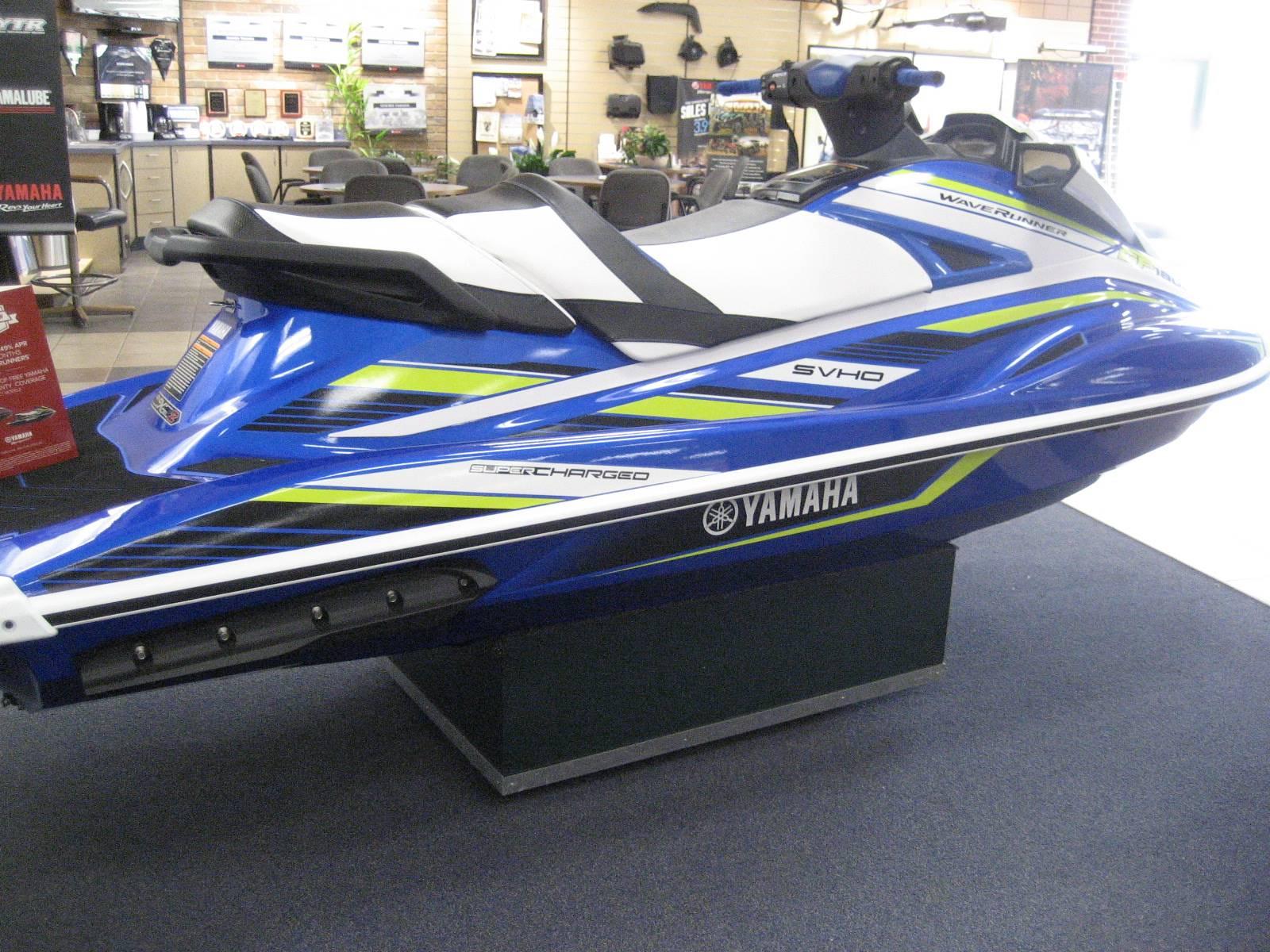New 2019 Yamaha GP1800R Watercraft in Shawnee, OK | Stock