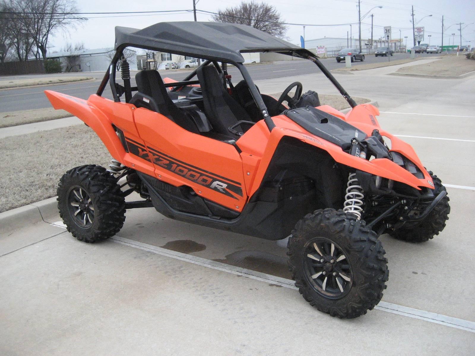 2016 Yamaha Yxz1000r In Shawnee Oklahoma