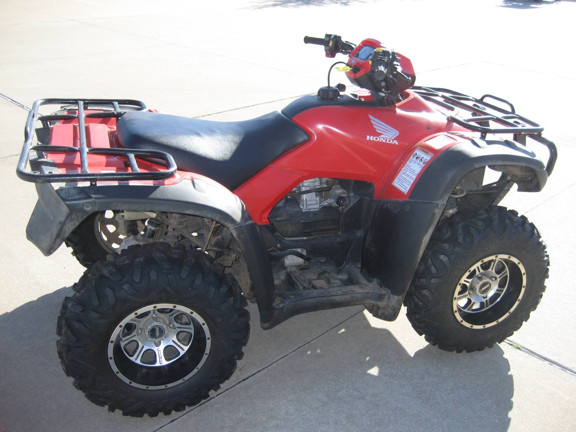 2013 Honda FourTrax® Foreman® 4x4 ES with EPS in Shawnee, Oklahoma - Photo 1