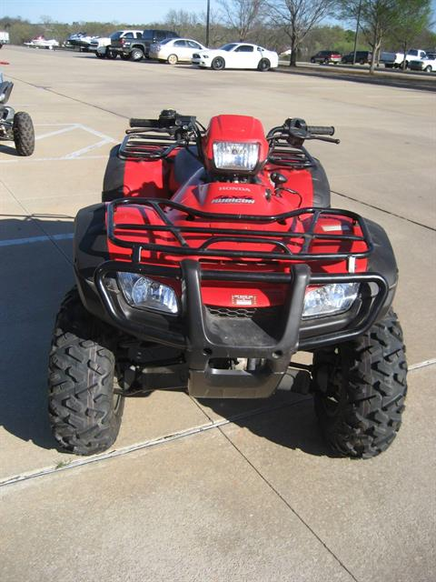 2013 Honda FourTrax® Foreman® 4x4 ES with EPS in Shawnee, Oklahoma - Photo 3
