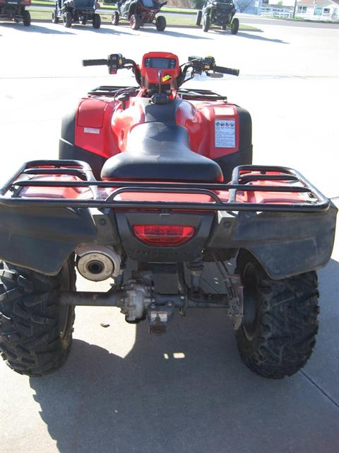 2013 Honda FourTrax® Foreman® 4x4 ES with EPS in Shawnee, Oklahoma - Photo 4