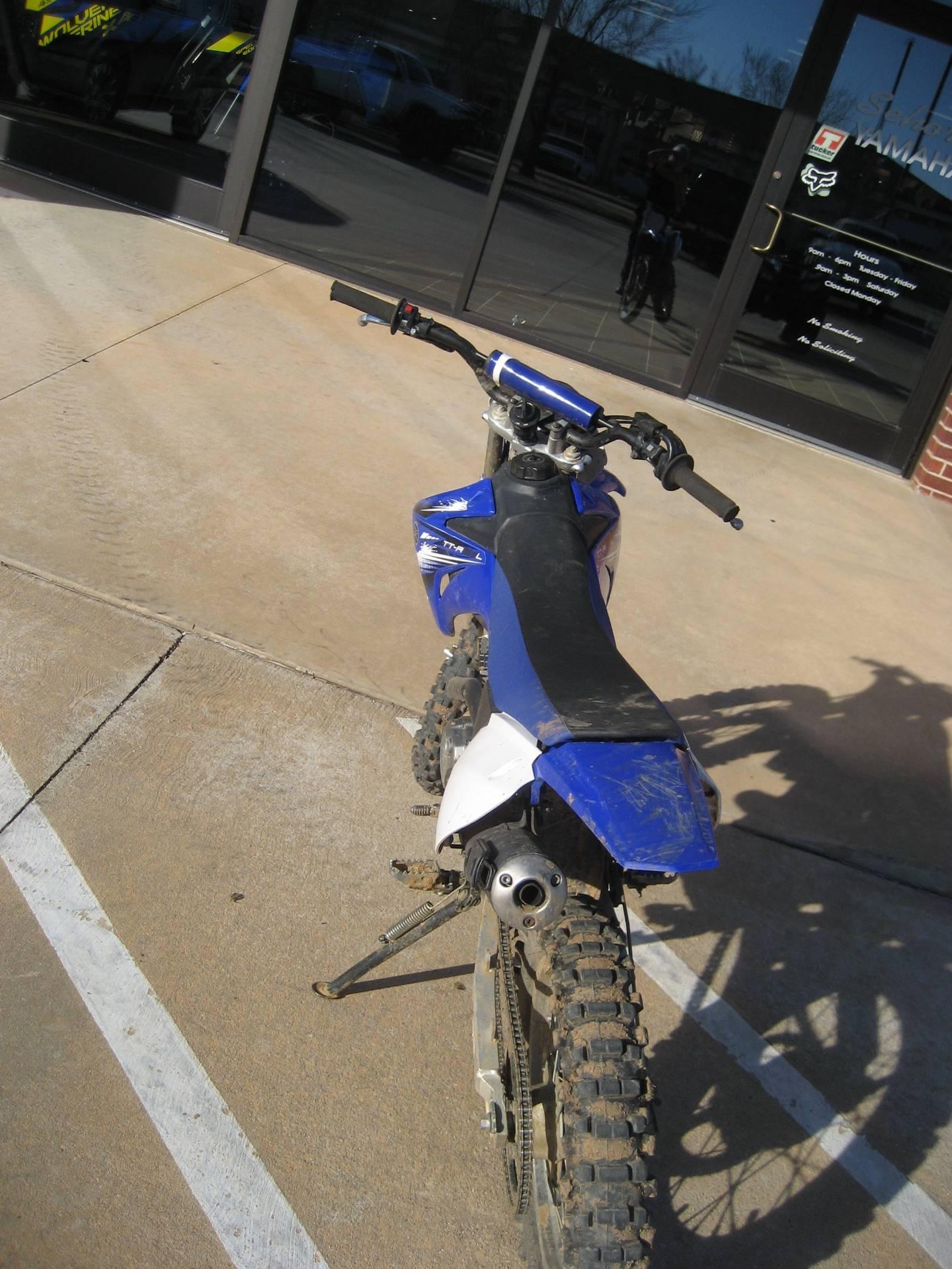 2012 Yamaha TT-R125LE 3