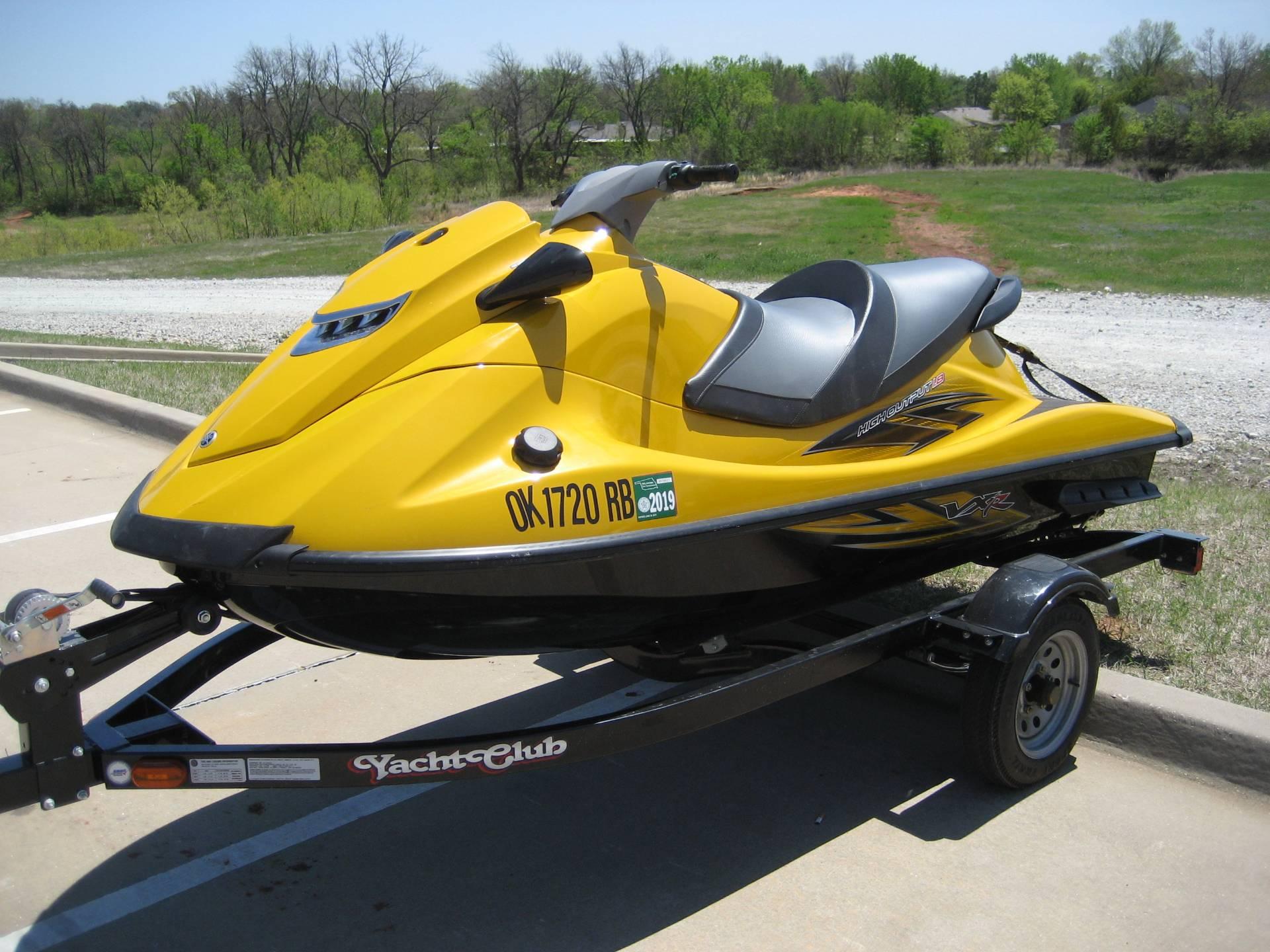 2013 Yamaha VXR for sale 156579