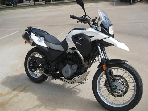 2015 BMW G 650 GS in Shawnee, Oklahoma
