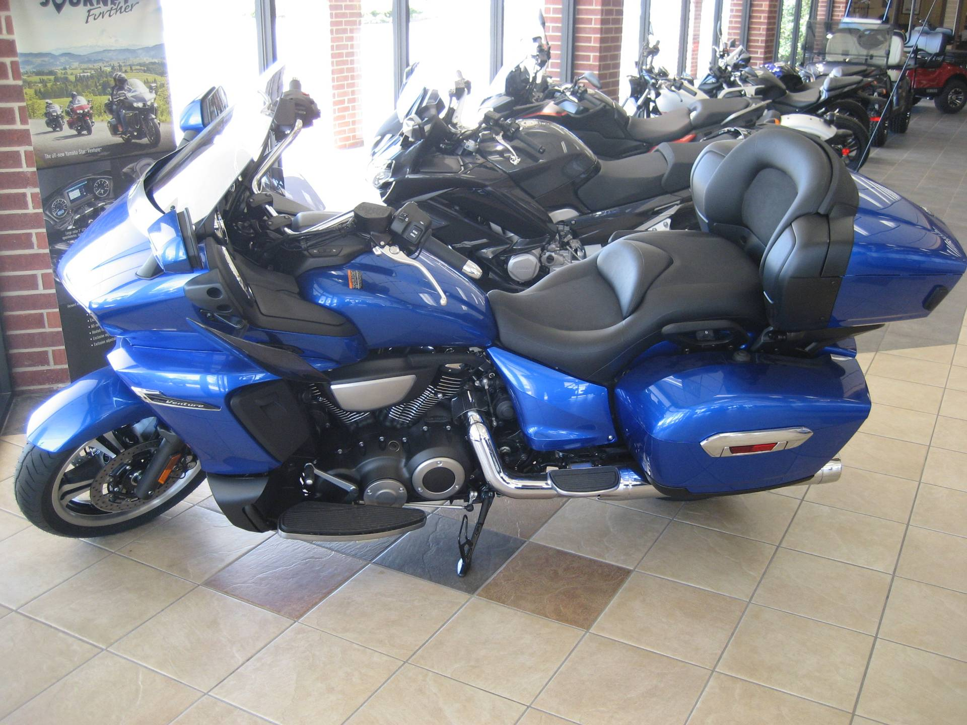 2020 Yamaha Star Venture in Shawnee, Oklahoma - Photo 1