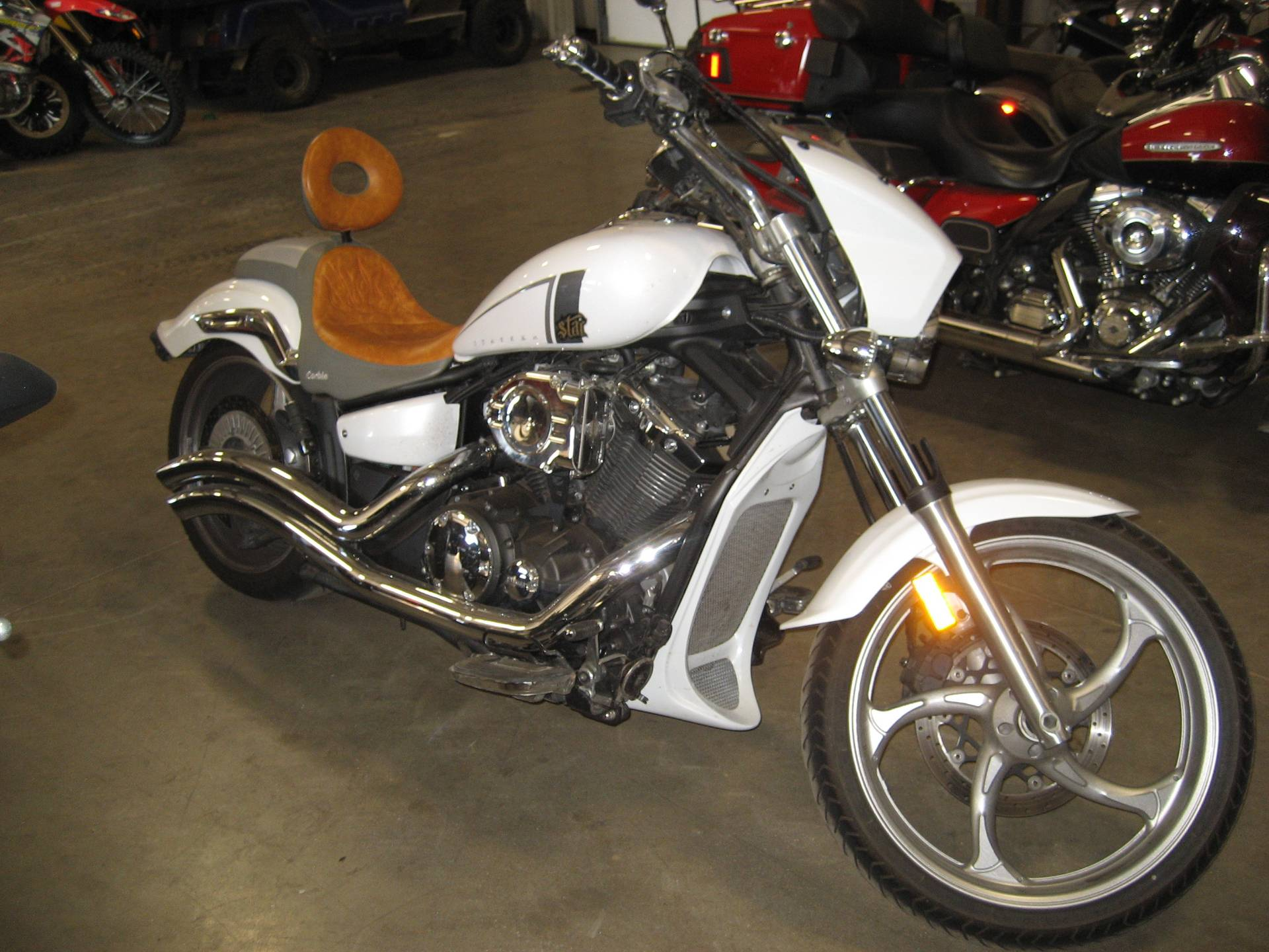 2013 Yamaha Stryker for sale 129514
