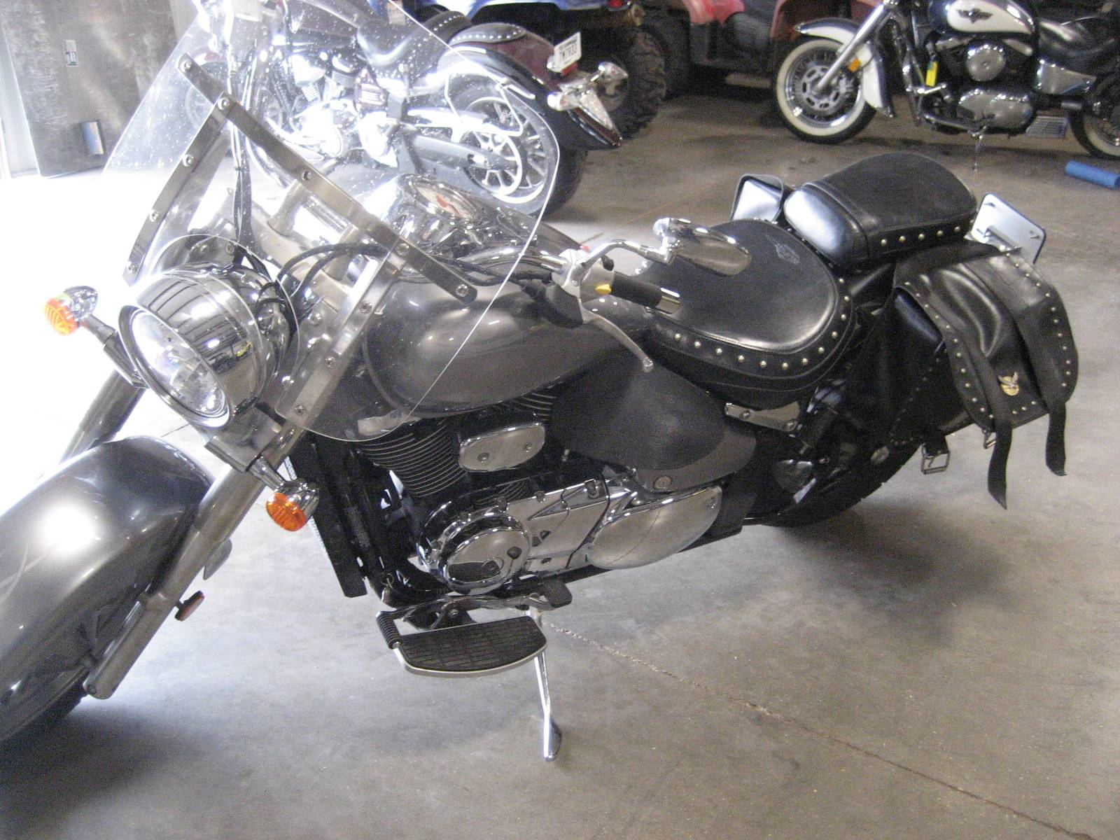 2007 Suzuki Boulevard C50C in Shawnee, Oklahoma - Photo 2