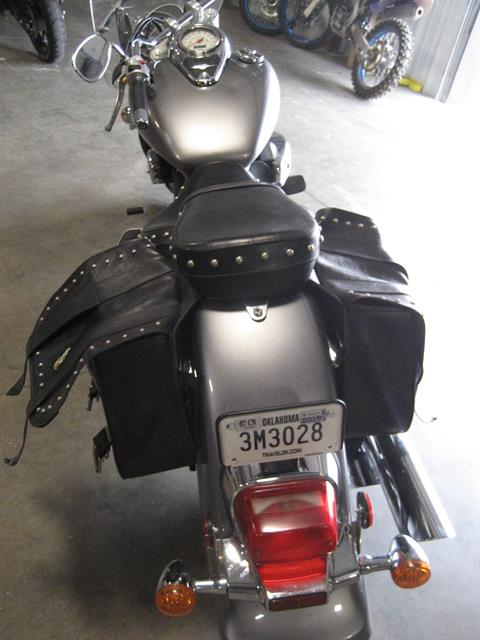 2007 Suzuki Boulevard C50C in Shawnee, Oklahoma - Photo 4