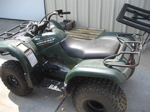 2013 Yamaha Grizzly 125 Automatic in Shawnee, Oklahoma