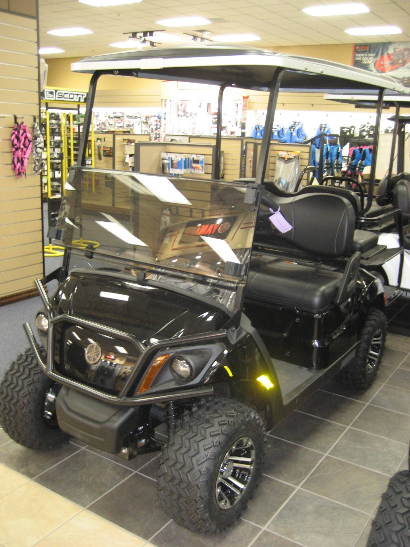 2020 Yamaha Adventurer Sport 2+2 QuieTech EFI in Shawnee, Oklahoma