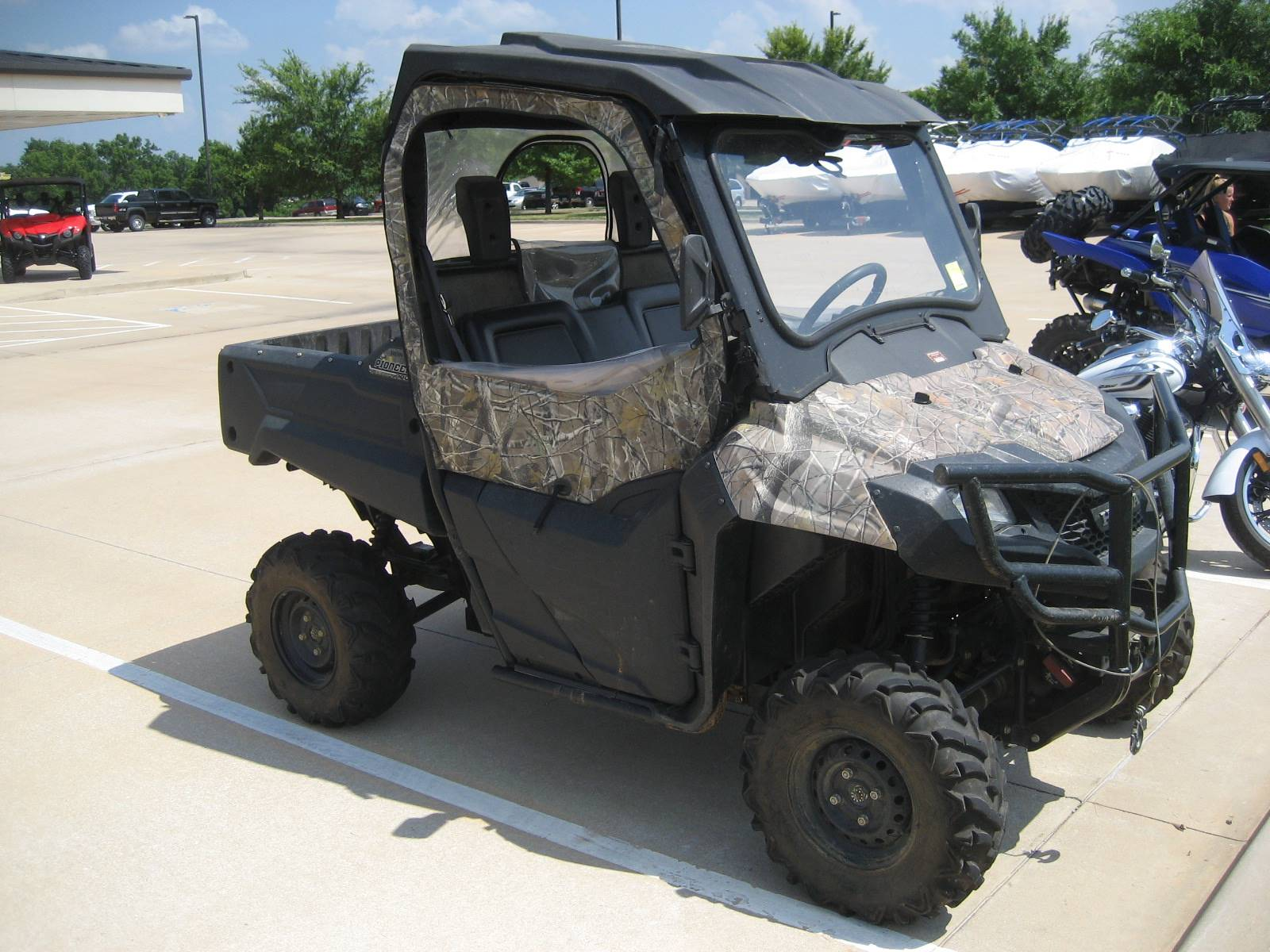2014 Honda Pioneer™ 700-4 in Shawnee, Oklahoma - Photo 1