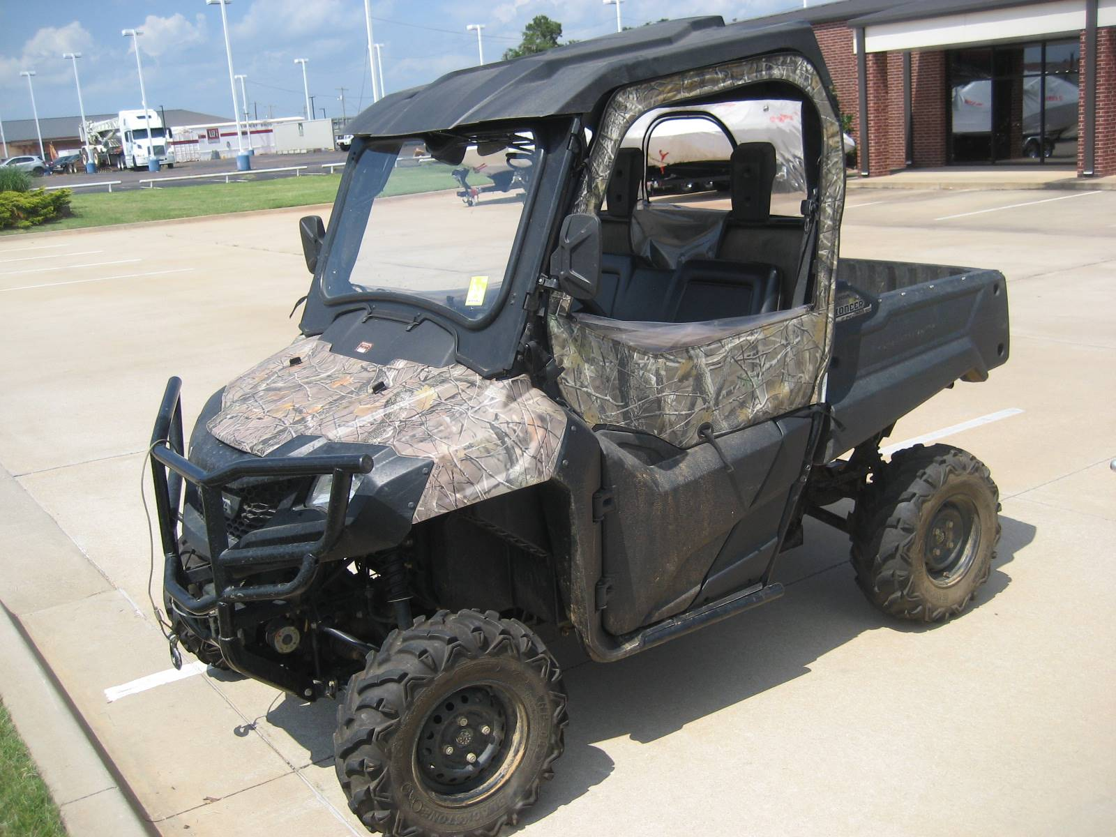 2014 Honda Pioneer™ 700-4 in Shawnee, Oklahoma - Photo 3