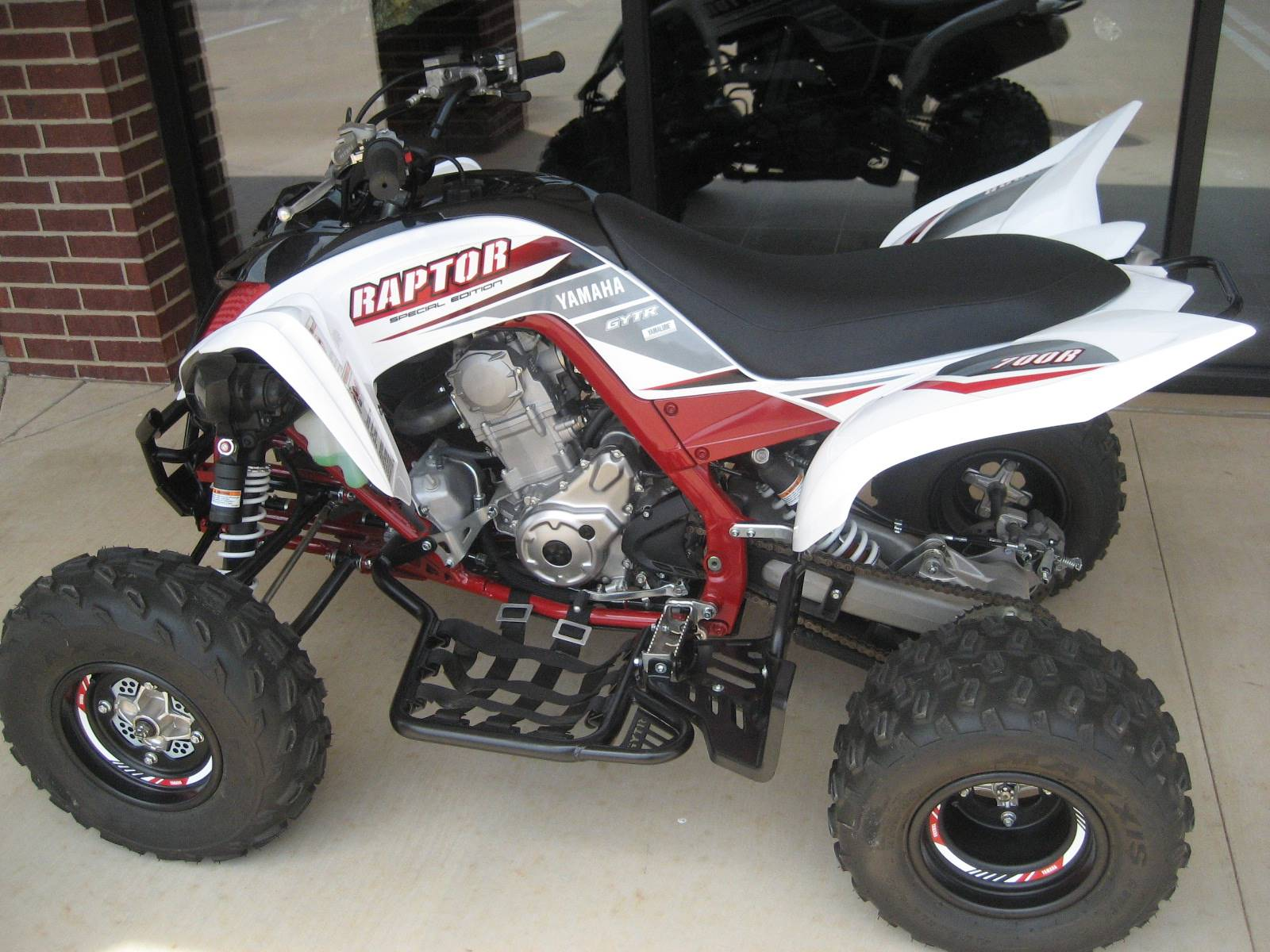 2018 Yamaha Raptor 700R SE for sale 171564