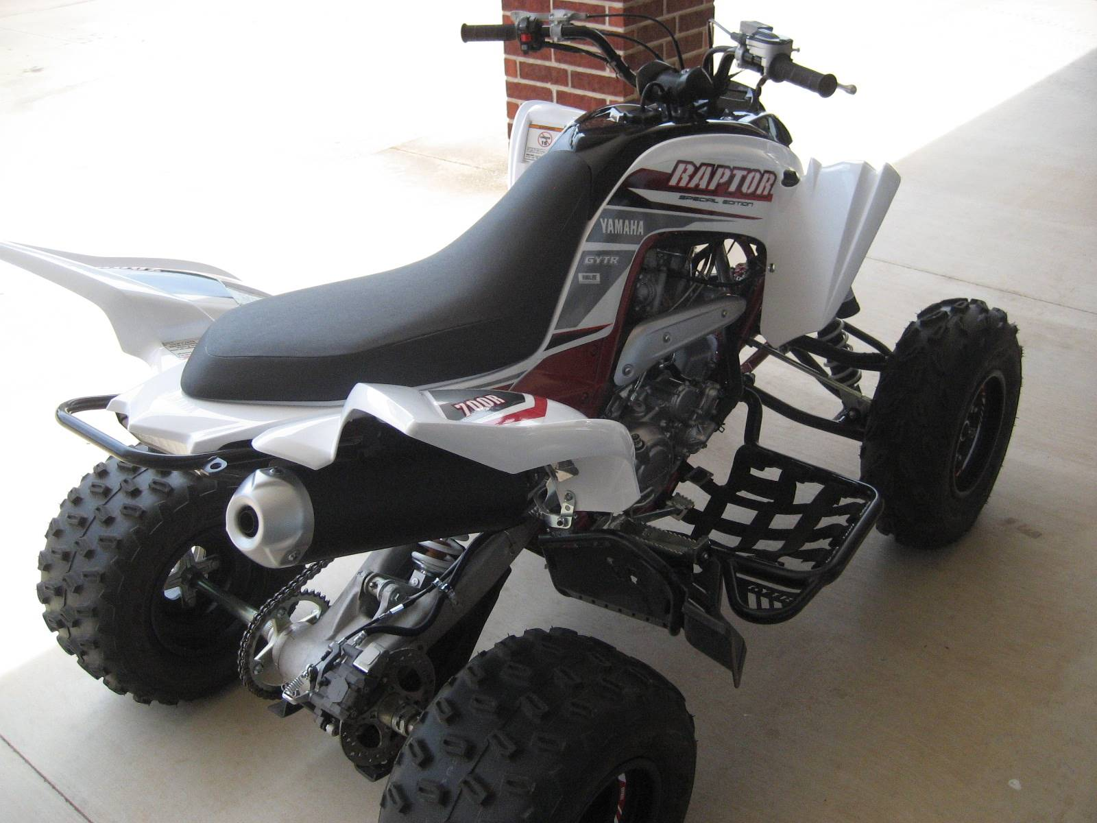 2018 Yamaha Raptor 700R SE in Shawnee, Oklahoma - Photo 2
