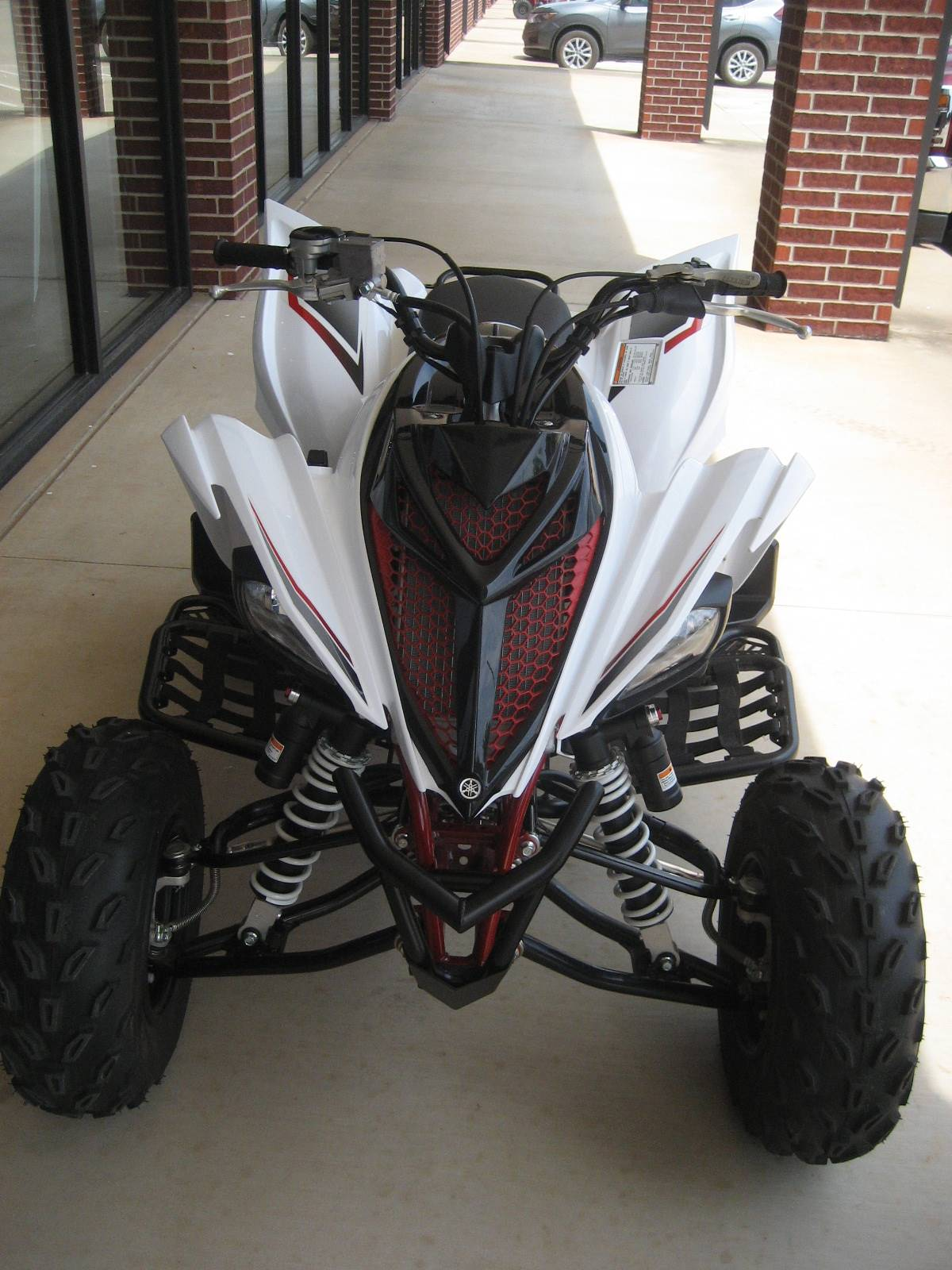 2018 Yamaha Raptor 700R SE in Shawnee, Oklahoma - Photo 3