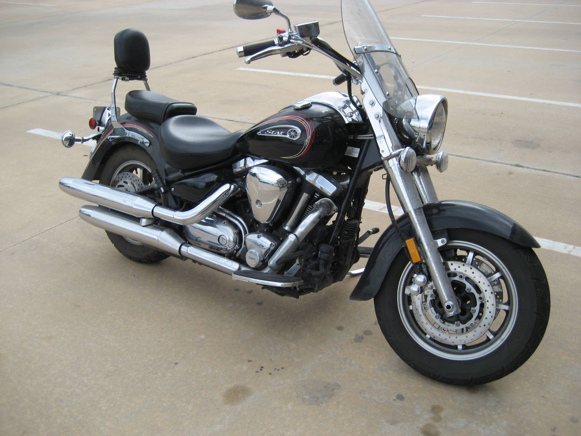 Used 2013 Yamaha Road Star S Motorcycles in Shawnee, OK | Stock ...