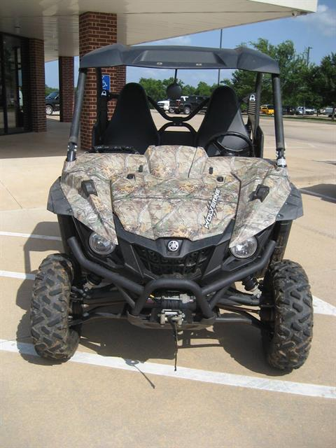 2016 Yamaha Wolverine R-Spec in Shawnee, Oklahoma - Photo 2