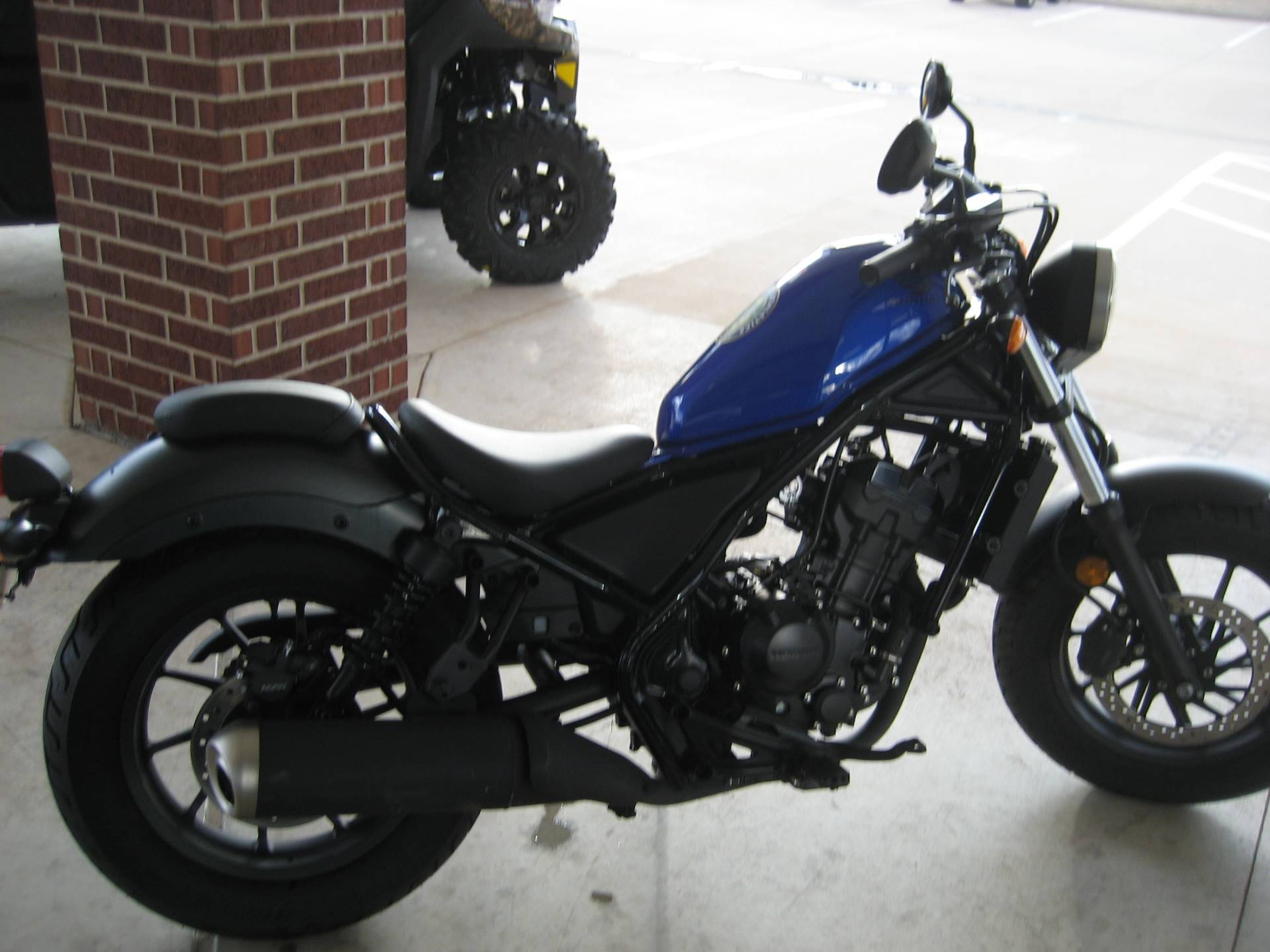 2018 Honda Rebel 300 3