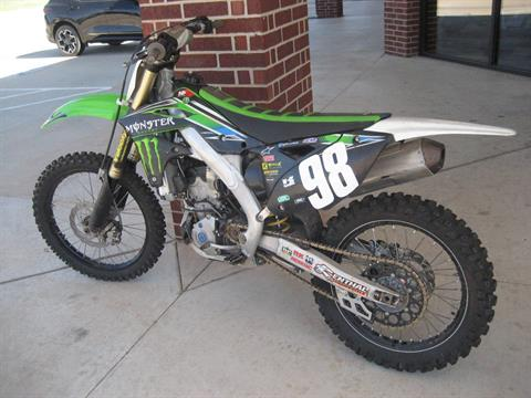 2013 Kawasaki KX™250F in Shawnee, Oklahoma - Photo 1