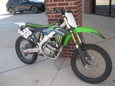 2013 Kawasaki KX™250F in Shawnee, Oklahoma - Photo 2