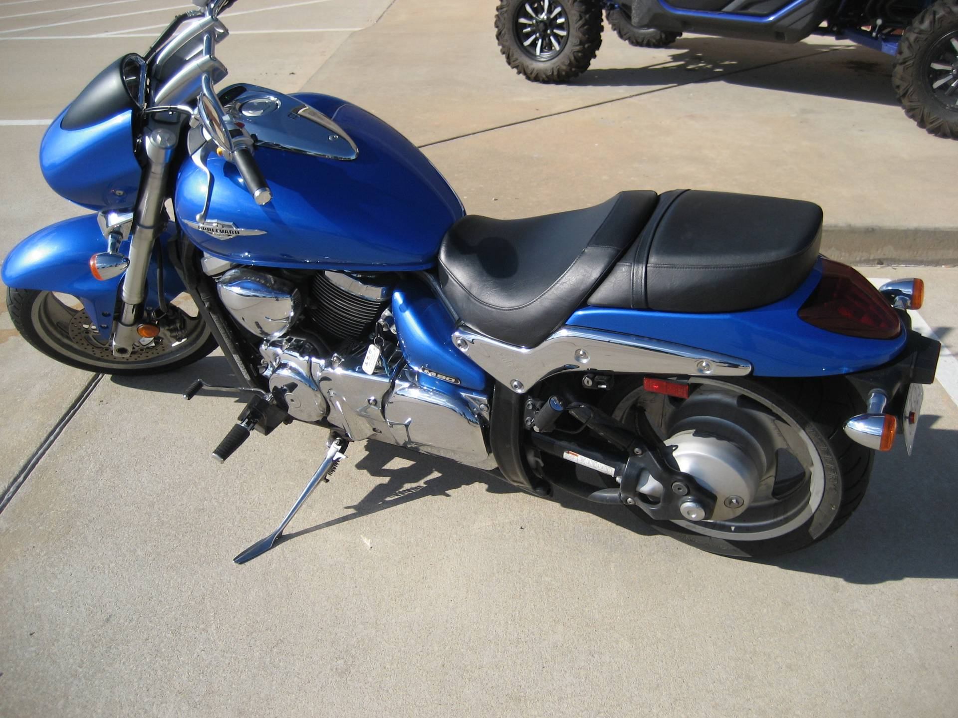 2009 Suzuki Boulevard M90 in Shawnee, Oklahoma - Photo 1