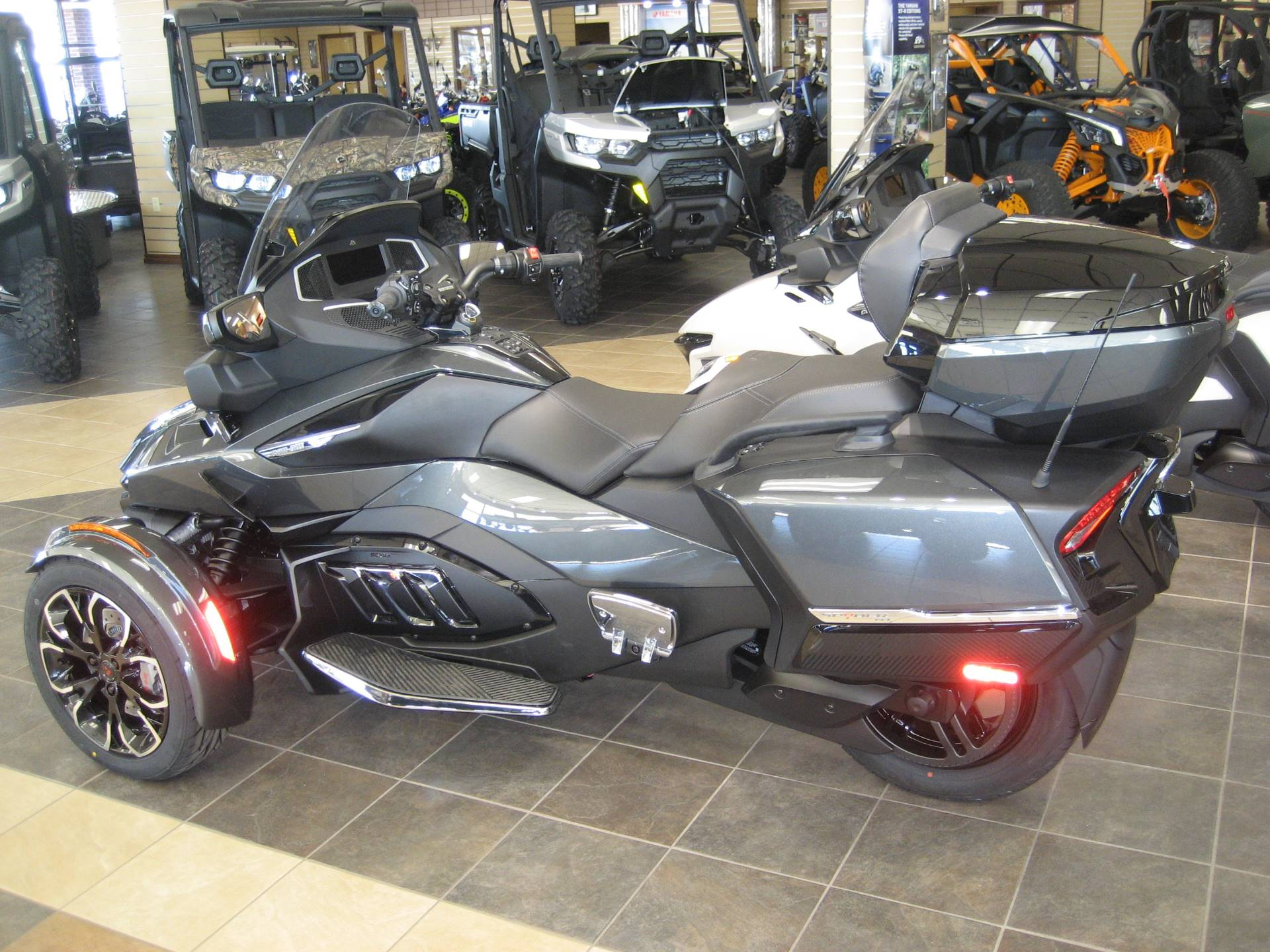 2020 Can-Am Spyder RT Limited in Shawnee, Oklahoma - Photo 1
