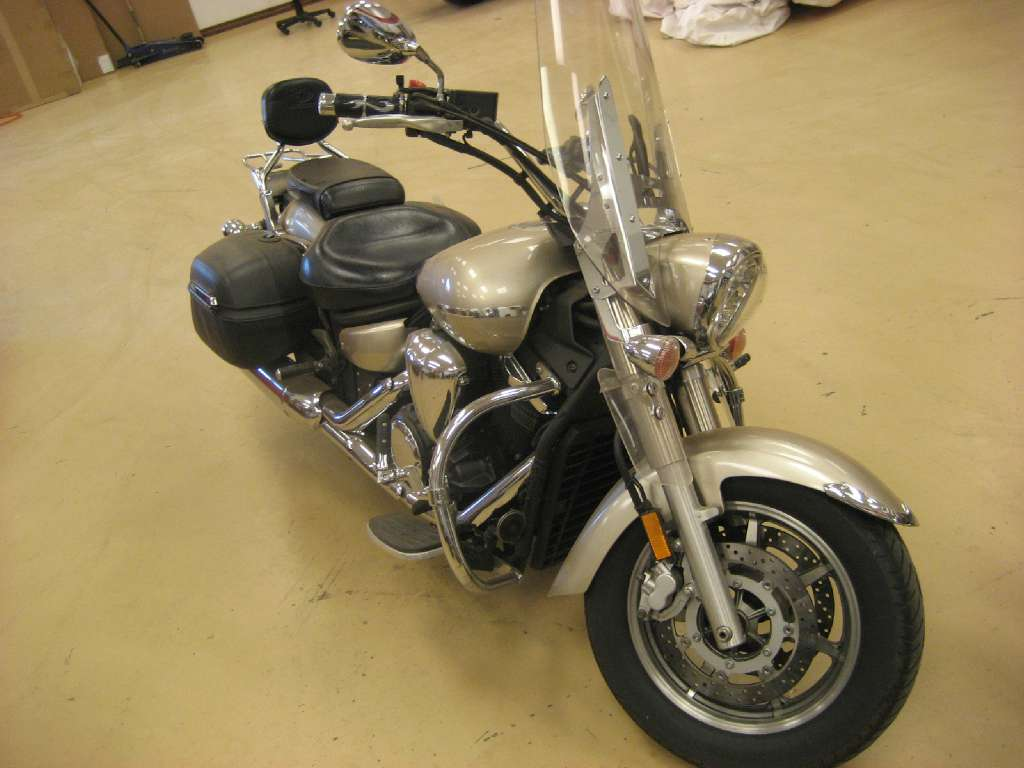 2008 Yamaha V Star 1300 in Shawnee, Oklahoma