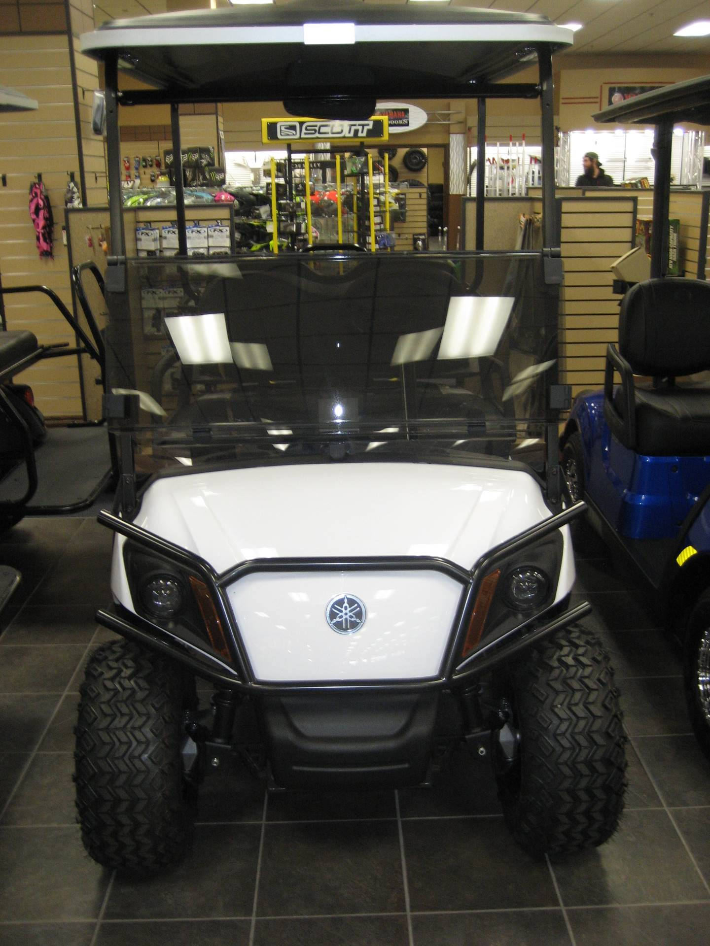 2020 Yamaha Adventurer Sport 2+2 (Quietech Gas EFI) in Shawnee, Oklahoma