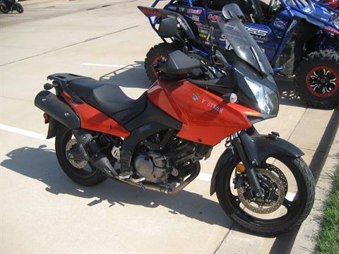 2009 Suzuki V-Strom 650 in Shawnee, Oklahoma - Photo 1