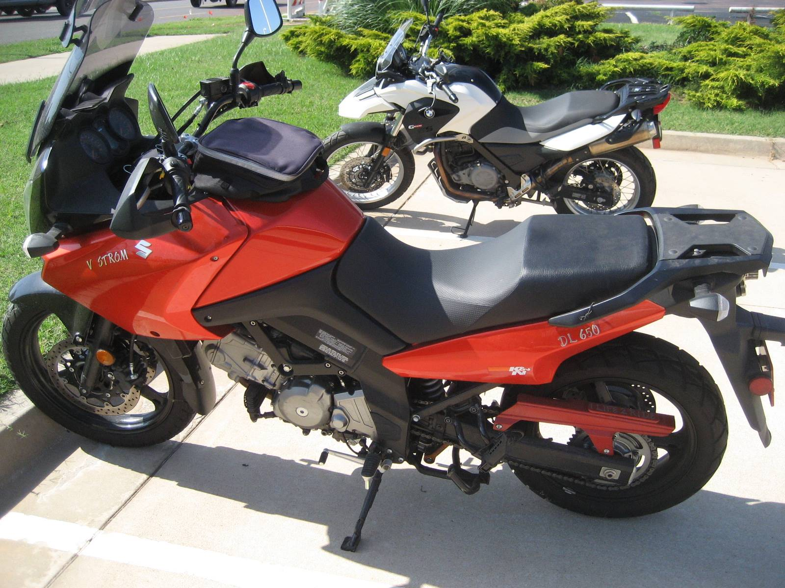 2009 Suzuki V-Strom 650 in Shawnee, Oklahoma - Photo 3