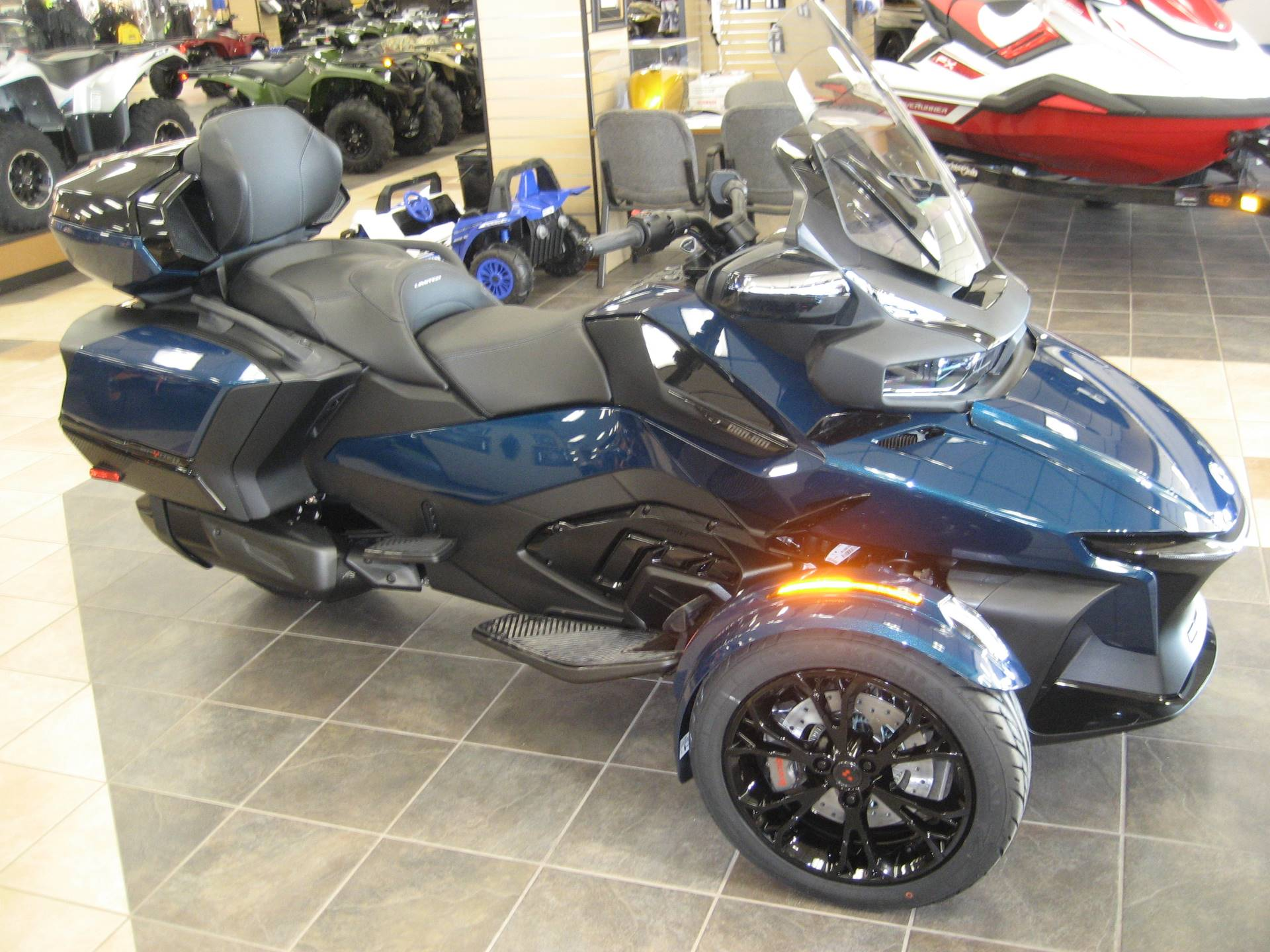 2020 Can-Am Spyder RT in Shawnee, Oklahoma - Photo 1
