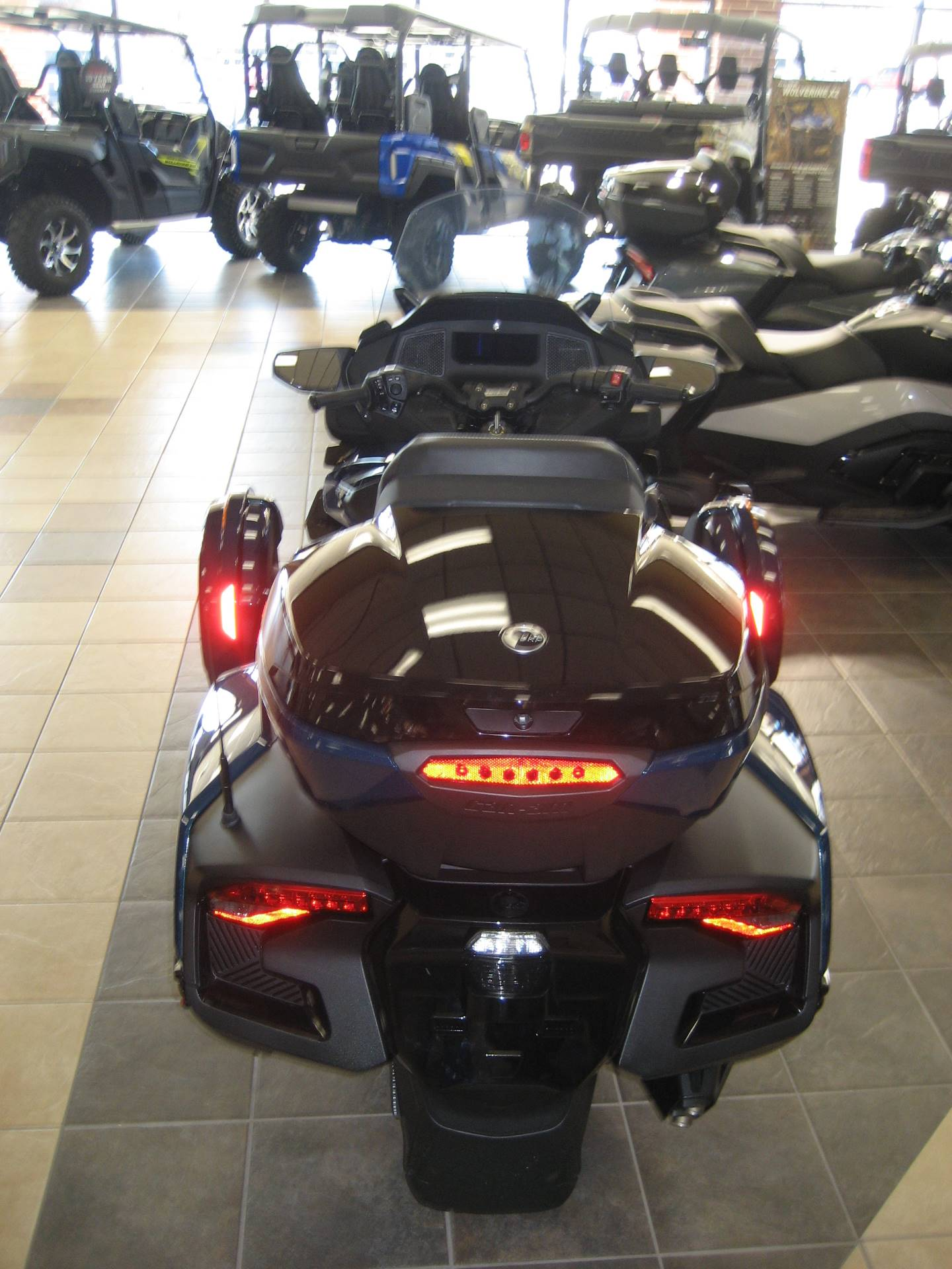 2020 Can-Am Spyder RT in Shawnee, Oklahoma - Photo 2