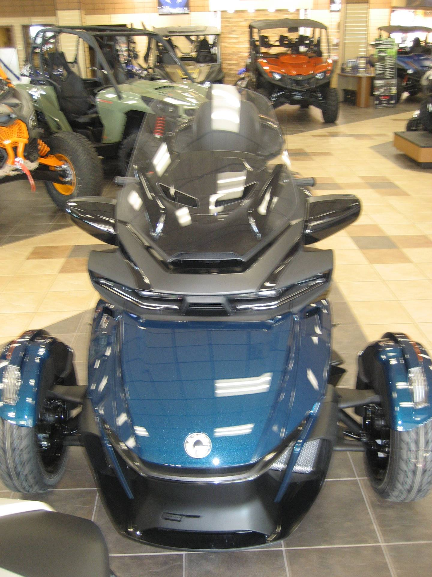 2020 Can-Am Spyder RT in Shawnee, Oklahoma - Photo 3