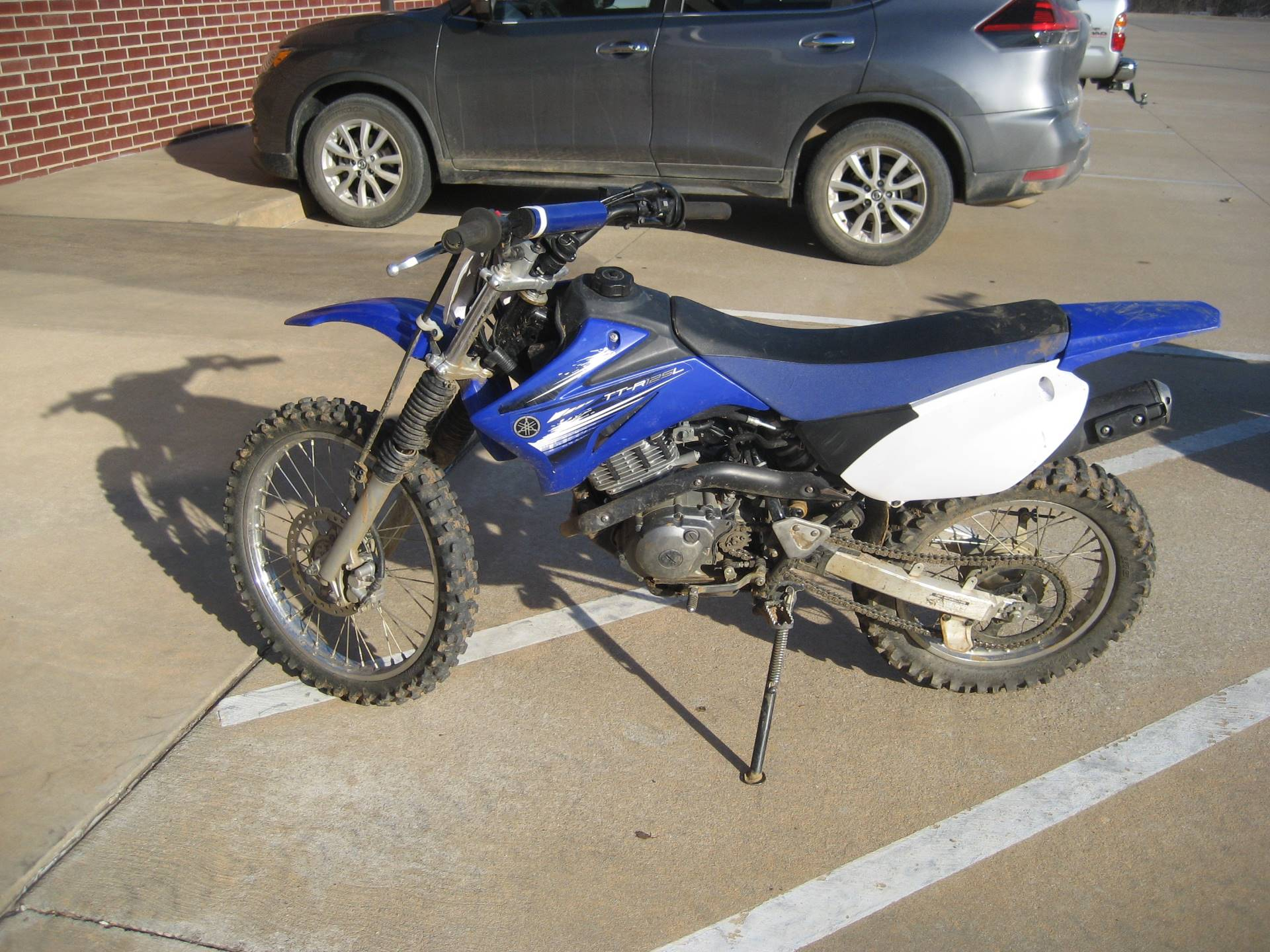 2012 Yamaha TT-R125LE in Shawnee, Oklahoma - Photo 2