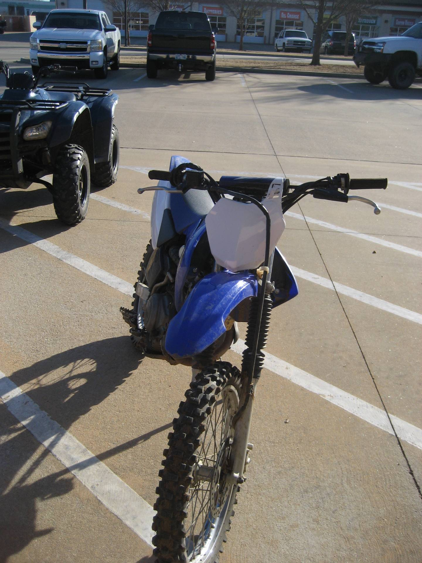 2012 Yamaha TT-R125LE in Shawnee, Oklahoma - Photo 4