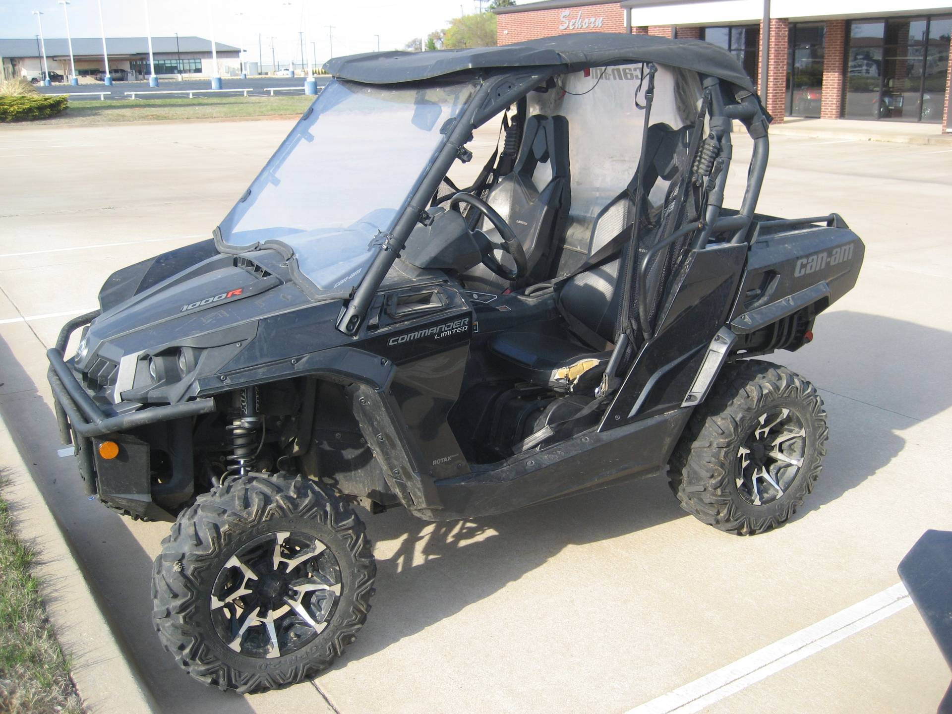 2018 Can-Am Commander Limited in Shawnee, Oklahoma - Photo 2