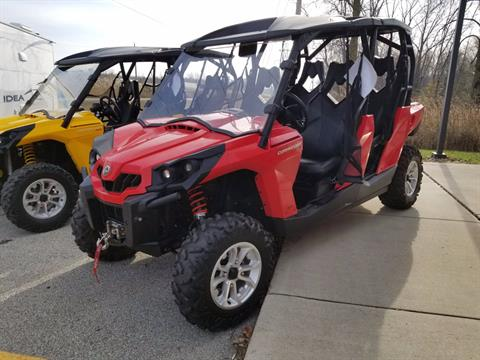 2016 Can-Am Commander MAX DPS 800R in Green Bay, Wisconsin