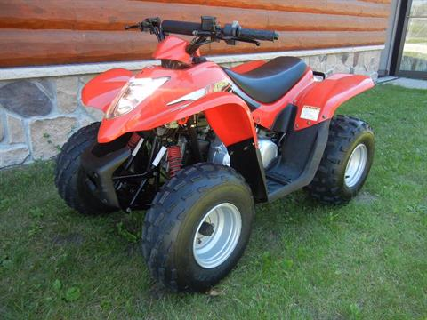 2011 Kymco Mongoose 90 R in Green Bay, Wisconsin