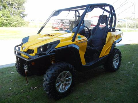 2013 Can-Am Commander™ DPS™ 800R in Green Bay, Wisconsin