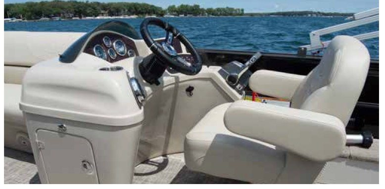 2017 Misty Harbor Biscayne Bay RF 2285 in Green Bay, Wisconsin
