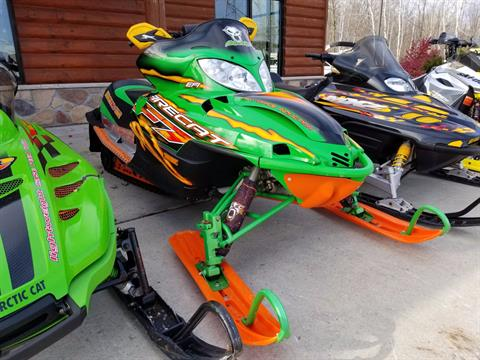 2005 Arctic Cat F7  Firecat  EFI Sno Pro in Green Bay, Wisconsin