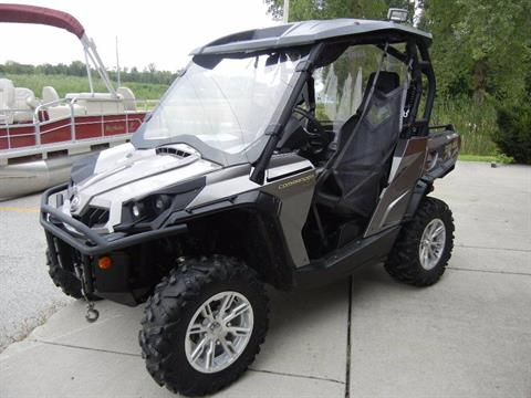 2013 Can-Am Commander™ XT™ 800R in Green Bay, Wisconsin