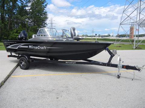 2017 MirroCraft Aggressor 1773 Pro X in Green Bay, Wisconsin