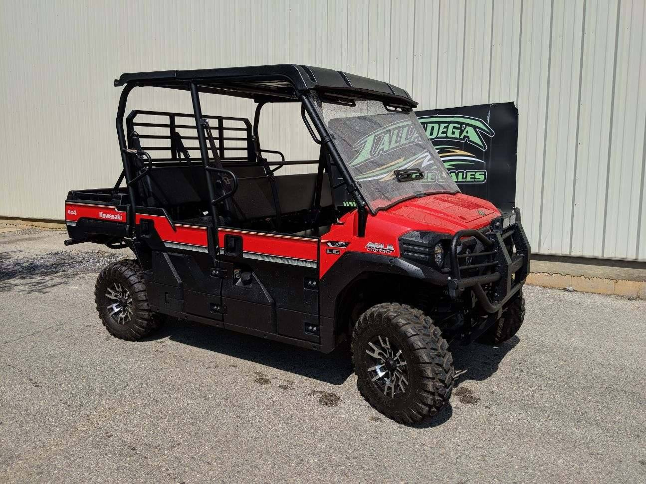 2019 Kawasaki Mule PRO-FXT EPS LE in Talladega, Alabama - Photo 1