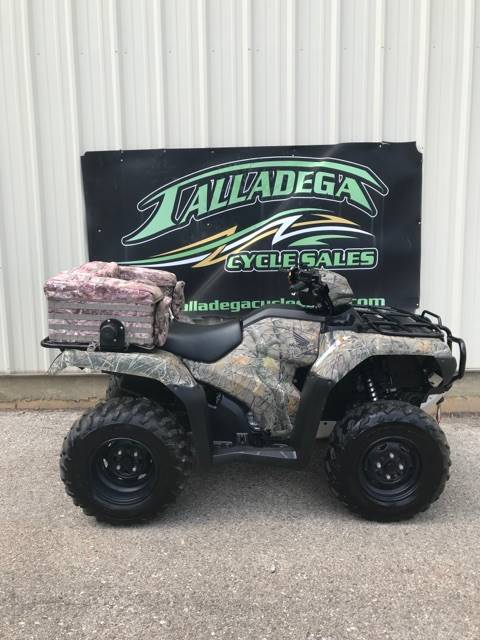 2014 FourTrax Foreman 4x4 ES EPS