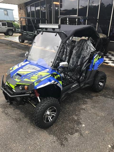2018 Trailmaster CHALLENGER150X in Talladega, Alabama