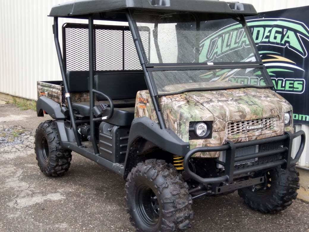 2019 Kawasaki Mule 4010 Trans4x4 Camo in Talladega, Alabama - Photo 1
