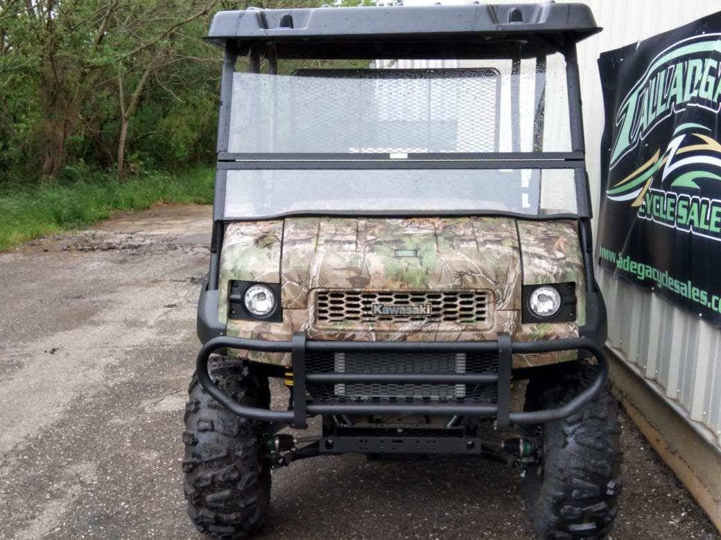 2019 Kawasaki Mule 4010 Trans4x4 Camo in Talladega, Alabama - Photo 3