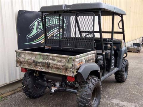 2019 Kawasaki Mule 4010 Trans4x4 Camo in Talladega, Alabama - Photo 4